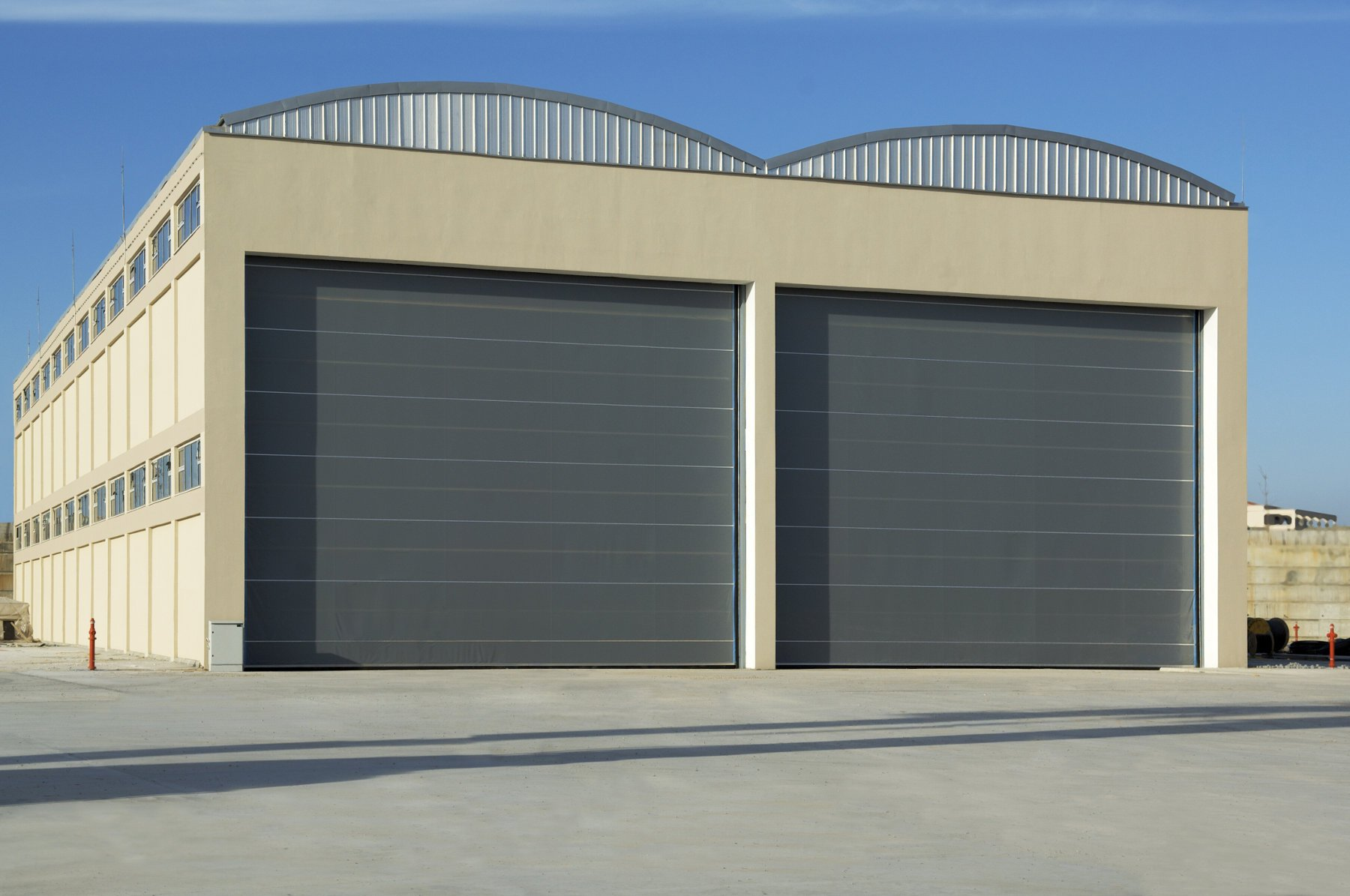Industrial Garage Doors Barrie On Aaa Door Guys Inc