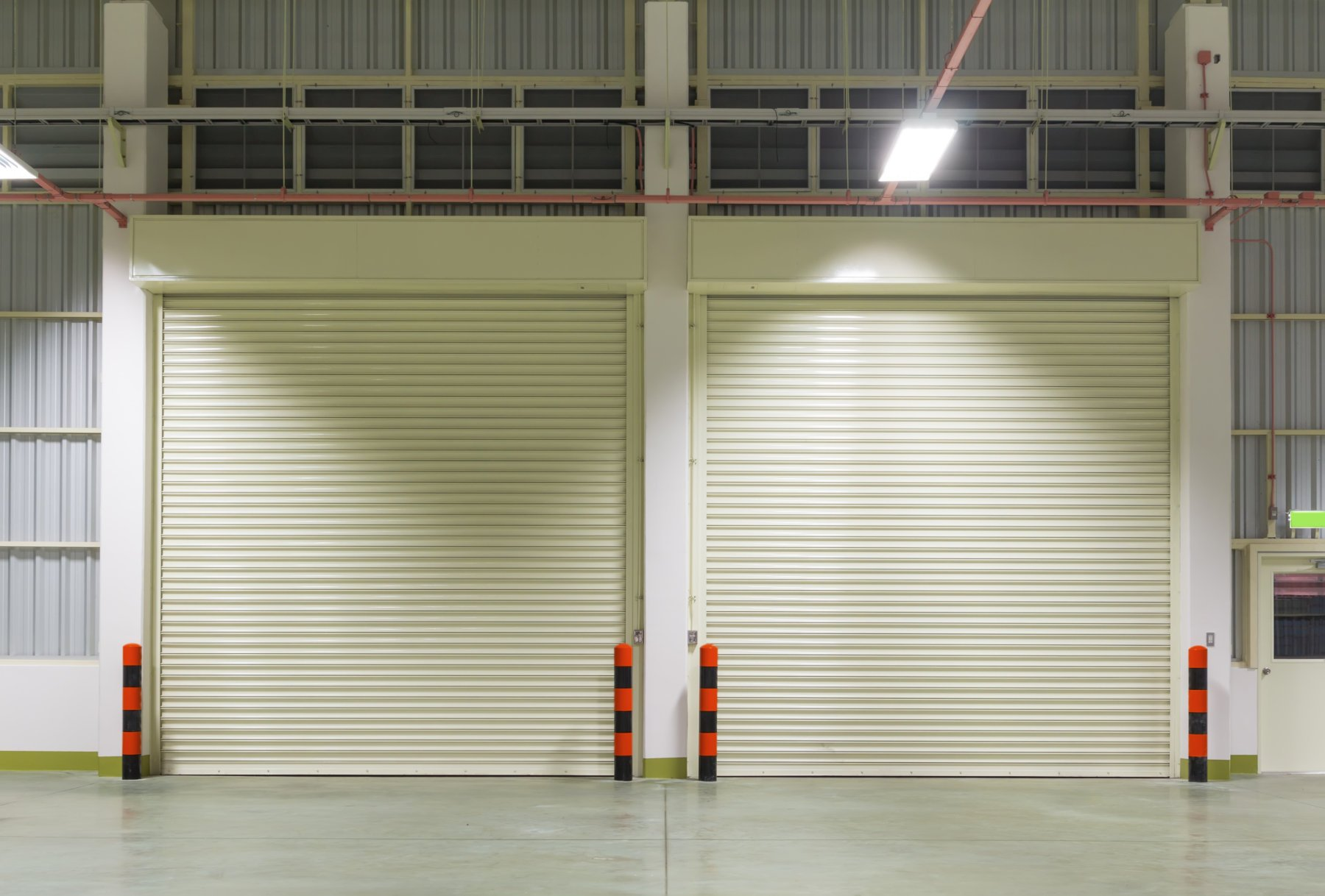 sectional perth shutters home garage roller industrial doors commerical doic