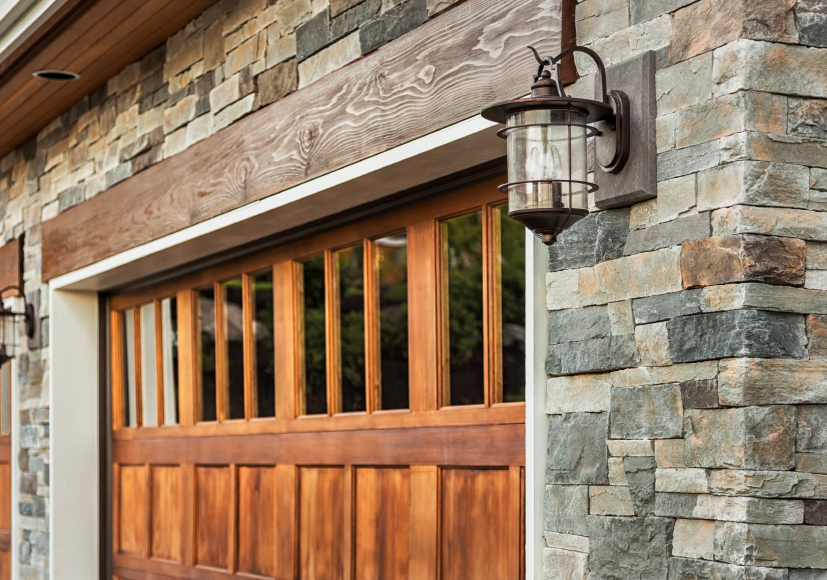 The Many Ways Garage Door Windows Make Your Home More Appealing