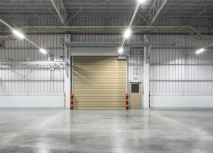 Industrial Garage Door Installation