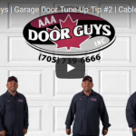 Garage Door Tip 2
