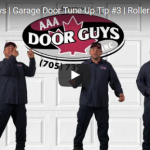 Garage Door Tip 3