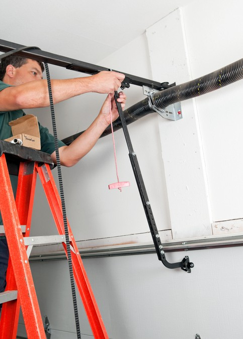 A Guide to Learning About Garage Door Parts
