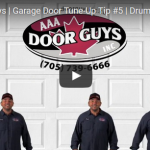 Garage Door Tip 5