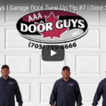 Garage Door Tip 7