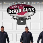 Garage Door Tip 8