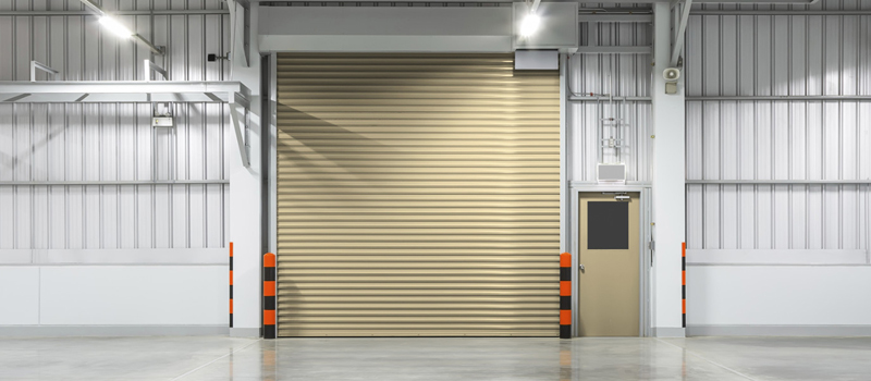 Industrial Overhead Doors in Barrie, Ontario