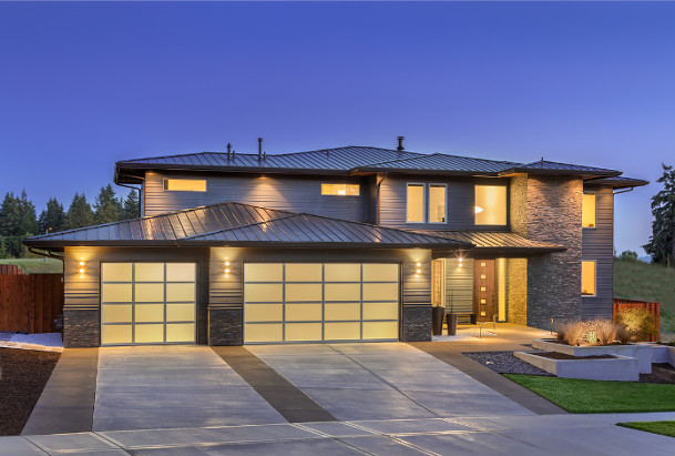 Garage Doors and Curb Appeal