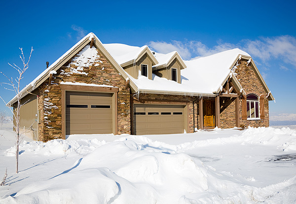 Get Your Garage Doors Through Winter With These Maintenance Tips