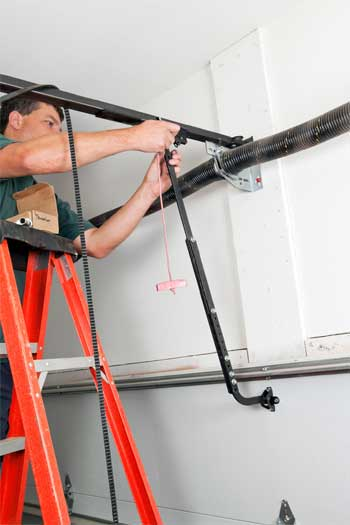 Garage Door Springs in Barrie, Ontario