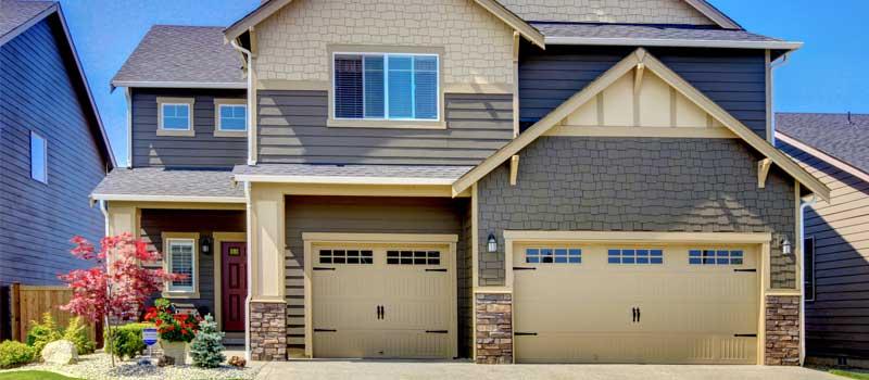 Garage Door Windows Let Natural Light into Your Space