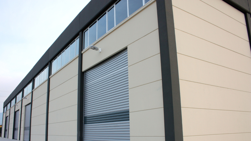 experts in not just selling commercial overhead doors
