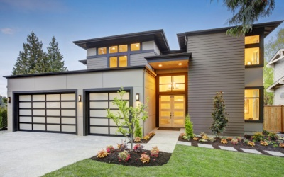 Today's Top Garage Door Trends