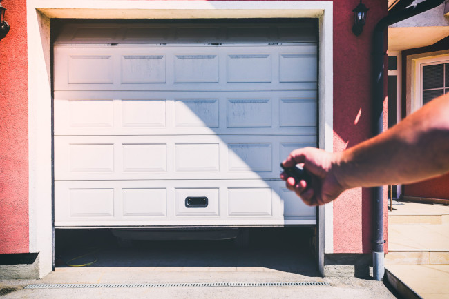 Garage Door Parts: The Basics